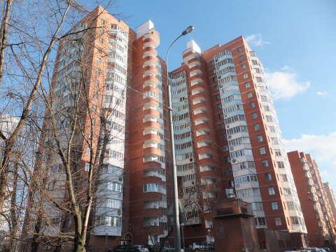 Жилой дом на Малой Черкизовской улице